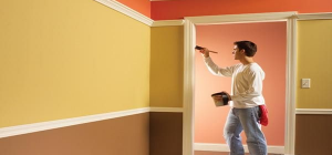 Kinh nghiệm sơn nhà - Những vấn đề thường gặp khi sơn nhà