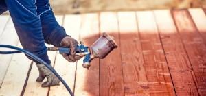Bật mí kỹ thuật phun sơn PU đồ gỗ chuẩn không cần chỉnh