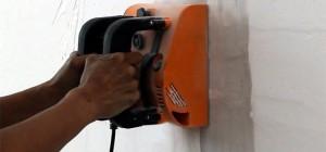 Máy bào tường – Giải pháp hiệu quả cho lớp sơn mới hoàn hảo!
