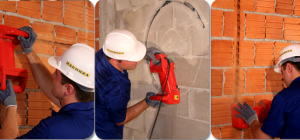 Sử dụng máy cắt đục rãnh tường cần lưu ý gì để an toàn và đạt hiệu quả cao?