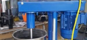 Máy khuấy trộn công nghiệp thiết bị được sử dụng phổ biến hiện nay