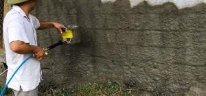 Những điều cần biết về máy phun vữa tô tường