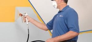 Phun sơn tường hiệu quả cần lưu ý gì?