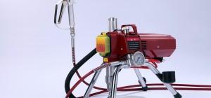 Tìm hiểu về máy phun sơn điện - người bạn đắc lực mọi công trình!!