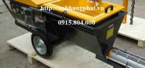 Máy phun vữa - Thiết bị tiện dụng cho ngành xây dựng