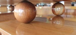 Học ngay tip sơn bóng phun gỗ đẹp, bền lâu của các thợ sơn lành nghề