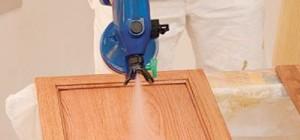 Sở hữu lớp sơn phun bóng gỗ hoàn hảo cần lưu ý gì?