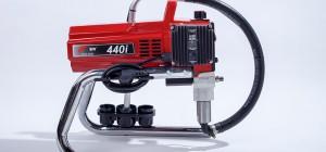 Lựa chọn súng phun sơn chạy điện như thế nào an toàn, hiệu quả?