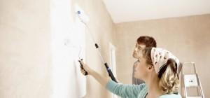 Tại sao nên dùng máy phun sơn thay vì sử dụng phương pháp lăn sơn thủ công?