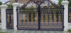 Cách sơn cửa sắt đẹp - Tự sơn vẫn cực chuẩn cực cực bền