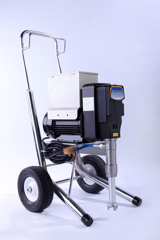 Sản phẩm máy phun Matit 6900 3 pha chất lượng