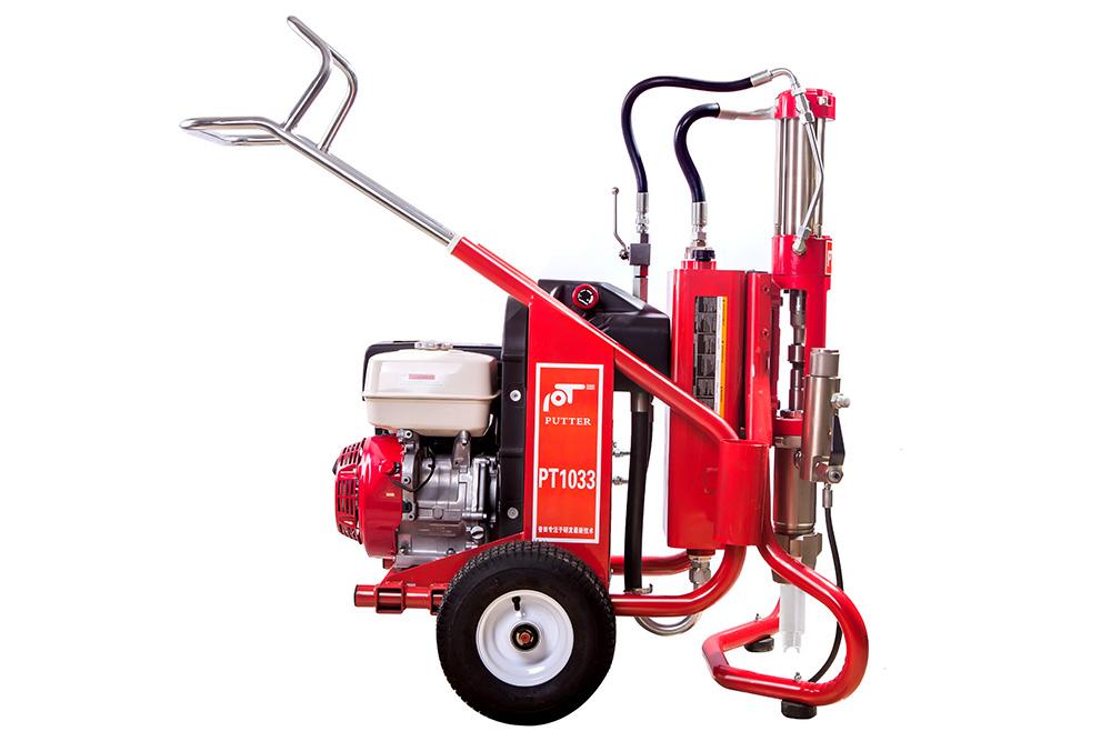 Máy phun bột bả công nghiệp GH-833 mang đến hiệu quả kinh tế cao