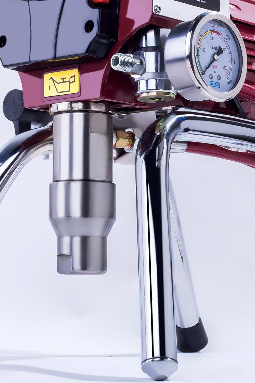AHP-2200 có thiết kế nhỏ gọn và dễ sử dụng