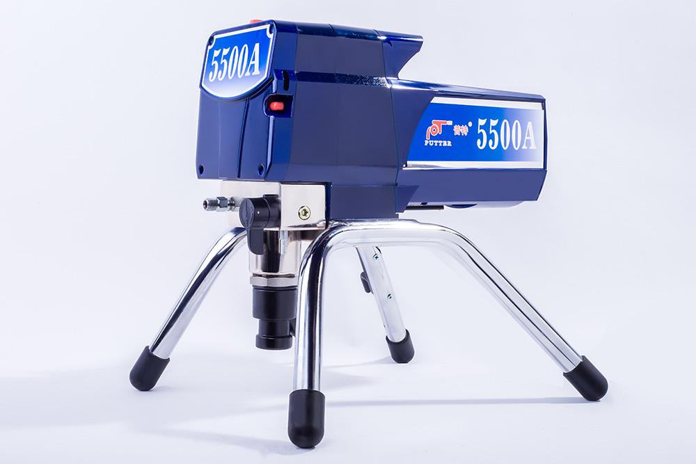 Sản phẩm máy phun sơn AHP không chổi than 5500A
